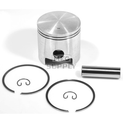 09-712-4 - OEM Style Piston assembly for Polaris 488cc twin. .040 (1.0mm) oversized