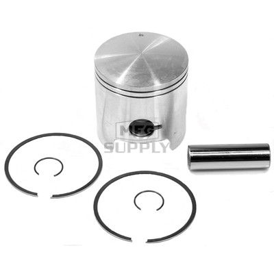 09-713 - OEM Style Piston assembly for Polaris 648cc triple. Std size.