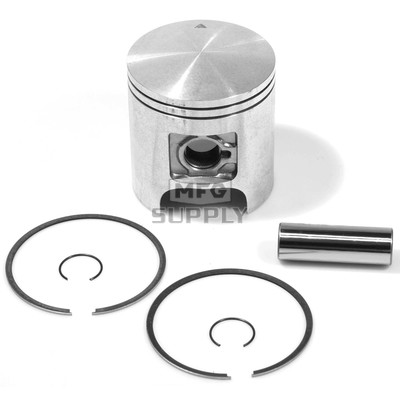 09-714-2 - OEM Style Piston assembly for 92-94 Polaris XLT. .020 oversized