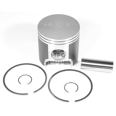 09-720 - OEM Style Piston assembly for newer Polaris 500cc twin. Std size