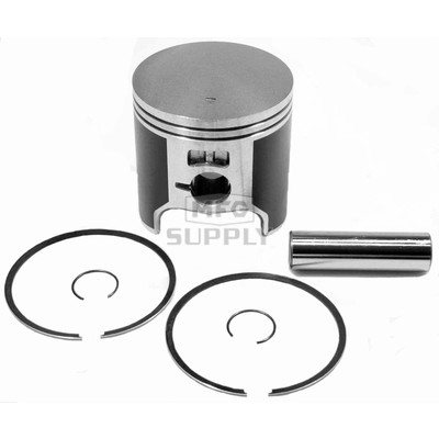 09-727-2 - OEM Style Piston Assembly for 99-06 Polaris 550 Twin. .020 oversize