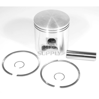 09-742 - OEM Style Piston Assembly, 69 and 71-77 Ski-Doo Olympique 300/320. Single Cylinder. Std size.