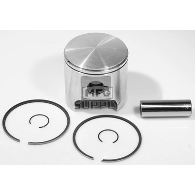 09-752-2 - OEM Style Piston assembly for some 84-07 Ski-Doo 440cc fan cooled engines. .020 oversized