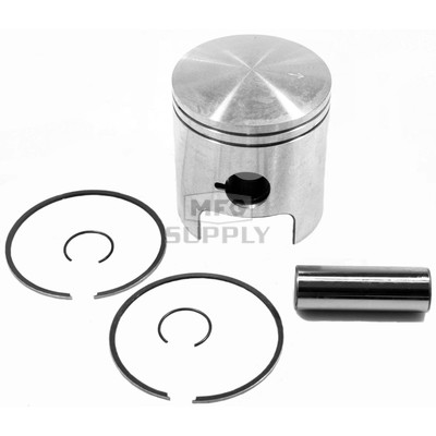 09-774 - OEM Style Piston assembly for 95-99 Ski-Doo 599cc triples. Std size.