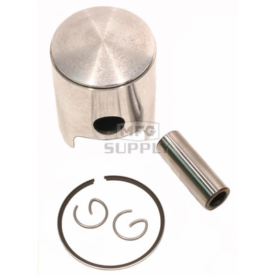 09-804 - OEM Style Piston assembly for 76-78 Yamaha 338cc single ring, twin cylinder. Std size