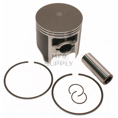 09-808-1 - OEM Style Piston assembly for Yamaha 79-newer 540cc twins. .010 oversized