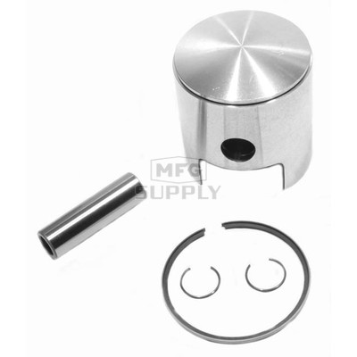 09-812P - OEM Style Piston Assembly, 72-74 Yamaha 292cc. Single Cylinder. Std size.