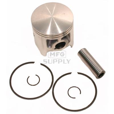 09-826-2 - OEM Style Piston assembly. 94-99 Yamaha 598 twin. .020 oversized