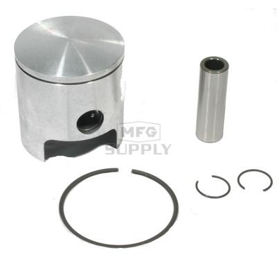 09-827P - OEM Style Piston Assembly, 71-74 433cc. Twin Cylinder. Std size