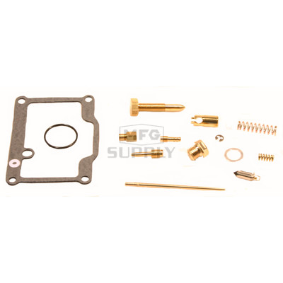 1003-0006 - ATV Complete Carb Rebuild Kits Polaris Trail Boss, 350L