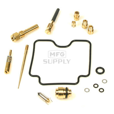 AT-07145 - Complete ATV Carb Rebuild Kits for 00-06 Yamaha YFM400 Kodiak