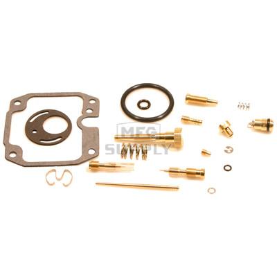 1003-0164 - ATV Complete Carb Rebuild Kits Yamaha 89-04 YFA1 Breeze, 04-06 YFM125