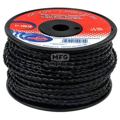 27-10070-Black Vortex Professional Trimmer Line