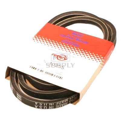 12-10255 - Pump Drive Belt replaces Exmark 103-0882