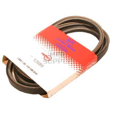 12-12689 - Hustler Pump Belt. Replaces 600979