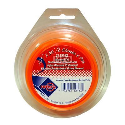 27-12133 - Orange Diamond Cut Professional Trimmer Line