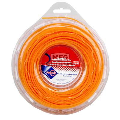 27-12135 - Orange Diamond Cut Professional Trimmer Line