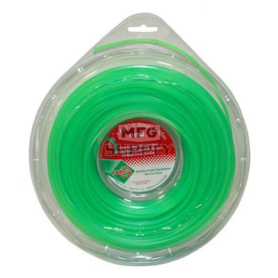 27-12189-Green Premium Quad Trimmer Line