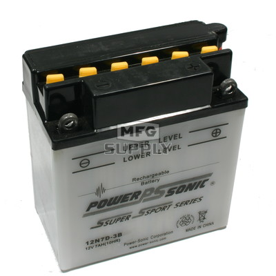 12N7D-3B - Heavy Duty Battery.