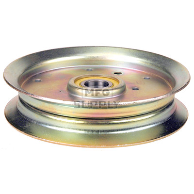 13-14242 Idler Pulley replaces John Deere AM135526