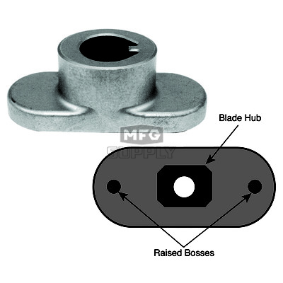 17-14580 - Blade Adapter for MTD