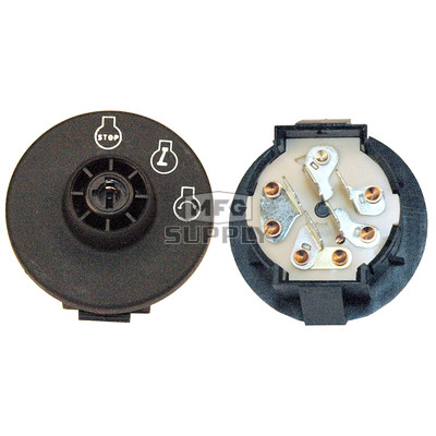 31-14652 - Ignition Switch for Toro