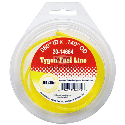 20-14664 - Cut Length of Tygon Fuel Line
