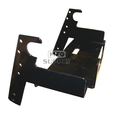 1591SW - Winch Mount Plate for Polaris ATVs