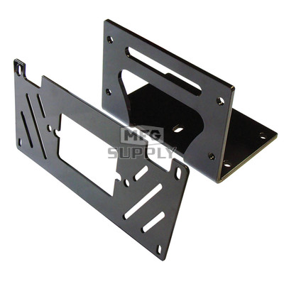 1612SW - Winch Mount Plate for 2010 & newer Arctic Cat Prowler UTVs