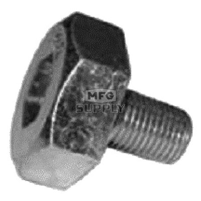 17-12829 - Blade locking bolt replaces Kubota 76539-3437-2.