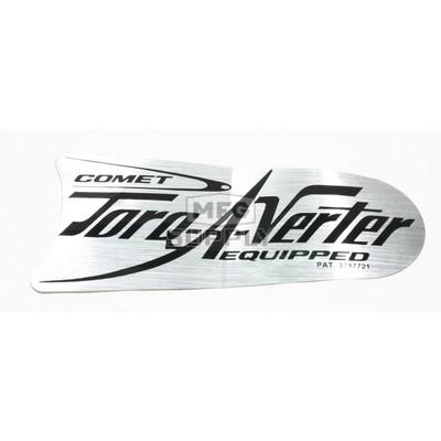 201721A - # 31 Torq-A-Verter Decal