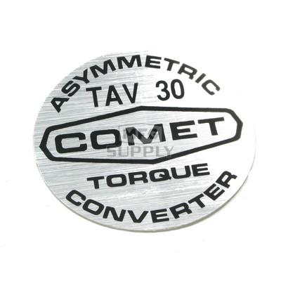 201720A - # 32: Torq-A-Verter Decal