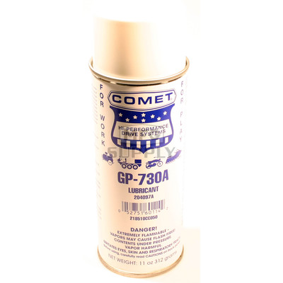 204097A-W1 - Lube Spray 11 oz