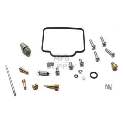 Complete Carburetor Rebuild Kit for many 03-07 Polaris Sportsman 600/700/MV7 ATVs