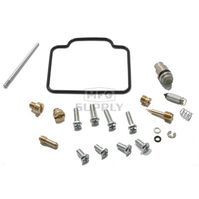 Complete Carburetor Rebuild Kit for 01-05 Polaris Sportsman 400 4x4 ATV