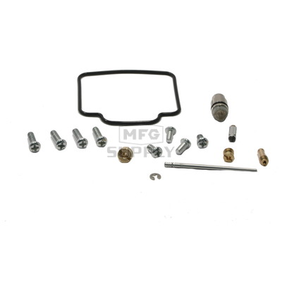 Complete Carburetor Rebuild Kit for 03 Polaris ATVs with 330cc engine