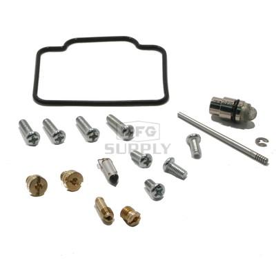Complete ATV Carburetor Rebuild Kit for many 04-13 Polaris ATVs with 330cc engines