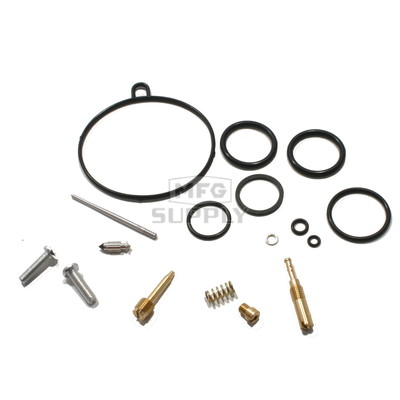 Complete ATV Carburetor Rebuild Kit for 93-98 Honda TRX90