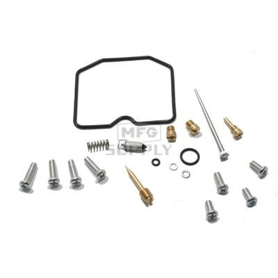 Complete ATV Carburetor Rebuild Kit for 01-05 Arctic Cat 300 2x4/4x4 ATVs