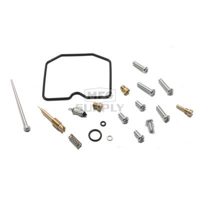 Complete ATV Carburetor Rebuild Kit for 03-07 Suzuki LT-A500F and LT-F500F Vinson ATVs