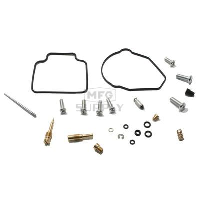 Complete ATV Carburetor Rebuild Kit for 86-89 Honda TRX350 / TRX350D