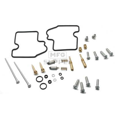 Complete ATV Carburetor Rebuild Kit for 05-07 Kawasaki KVF750 Brute Force ATV