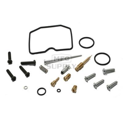 Complete ATV Carburetor Rebuild Kit for 89-96 Kawasaki KLF300C Bayou 4x4 ATV