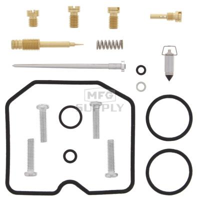 Complete ATV Carburetor Rebuild Kit for 89-91 Kawasaki KLF300B Bayou ATV