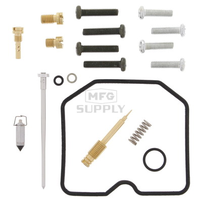 Complete ATV Carburetor Rebuild Kit for 03-04 Kawasaki KSF250 Mojave ATV