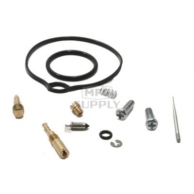 Complete ATV Carburetor Rebuild Kit for 11-16 Kawasaki KFX90