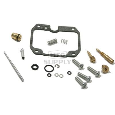 Complete ATV Carburetor Rebuild Kit for 90-99 Kawasaki KLF220 Bayou ATV