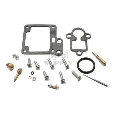 Complete ATV Carburetor Rebuild Kit for 05-08 Yamaha YFM80 Grizzly, 02-08 YFM80 Raptor