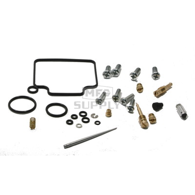 Complete ATV Carburetor Rebuild Kit for most 05-14 Honda TRX500 ATVs