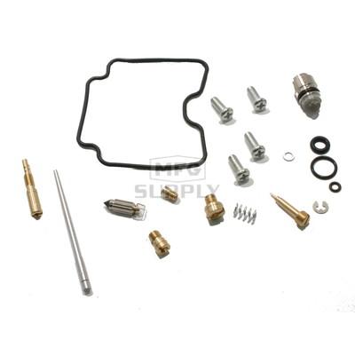 Complete ATV Carburetor Rebuild Kit for 11-13 Yamaha YFM125 Raptor